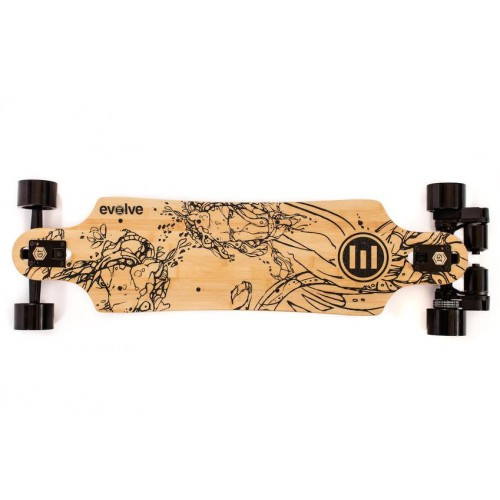 Skate Eléctrico GT Bamboo Series Street