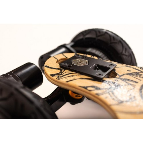 Skate Eléctrico GT Bamboo Series 2 in 1