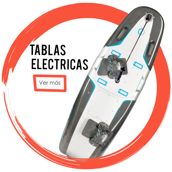tablas de surf electricas